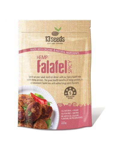 Hemp Falafel Spicy 225g