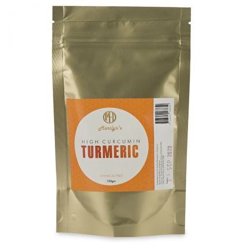 Organic Turmeric Powder -100g