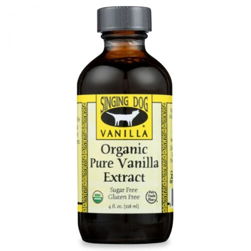 Organic Vanilla Extract-118ml