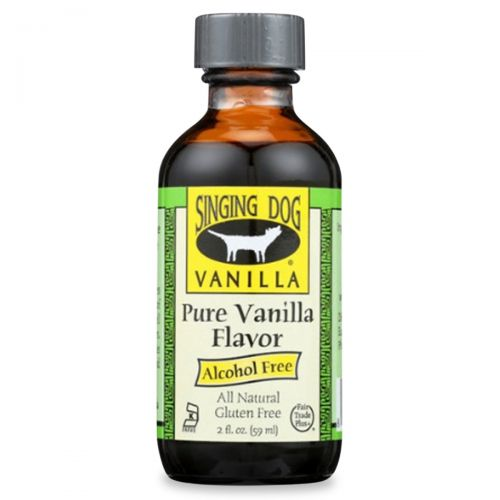 Alcohol Free Organic Pure Vanilla Flavour -59ml