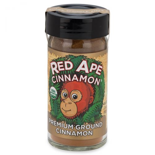 Organic Ground Cinnamon Shaker-65g