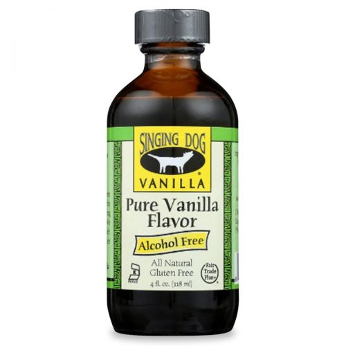 Alcohol Free Organic Pure Vanilla Flavour -118ml