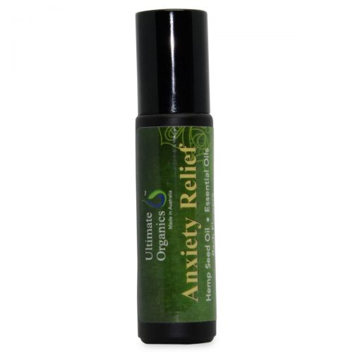 Hemp Seed Therapy Oil - Anxiety Relief 10ml