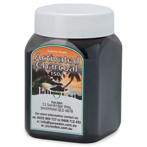 Activated Charcoal-150g