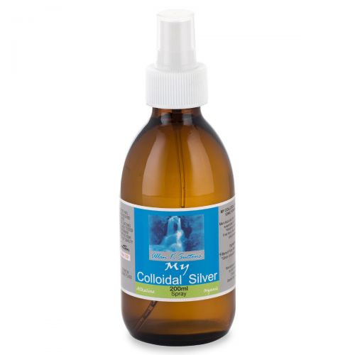 My Colloidal Silver Body Spray 200ml