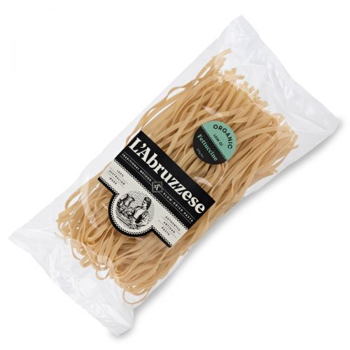 Organic Plain Durum Wheat Pasta-Fettucine 375g