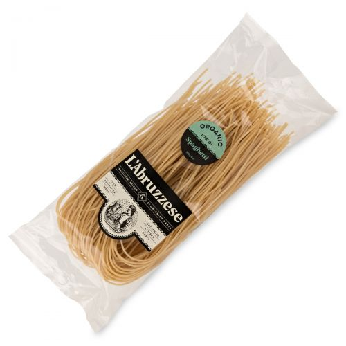 Organic Plain Durum Wheat Pasta-Spaghetti 375g