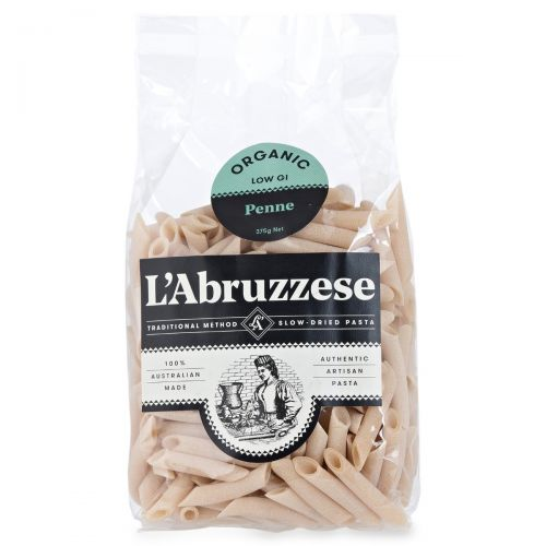 Organic Plain Durum Wheat Pasta-Penne 375g