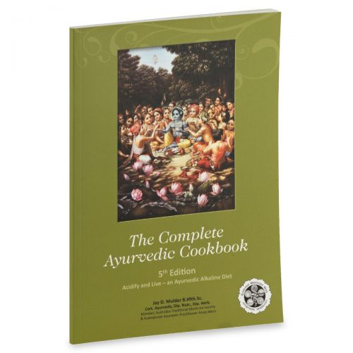 The Complete Ayuverdic Cookbook