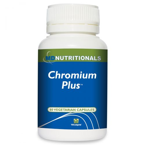 Chromium Plus 60 Caps