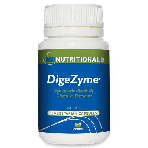 DigeZyme-50 Caps