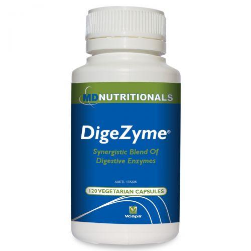 DigeZyme-120 Caps