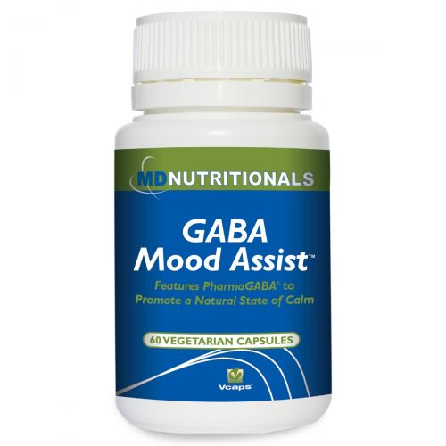 GABA Mood Assist 60 Caps