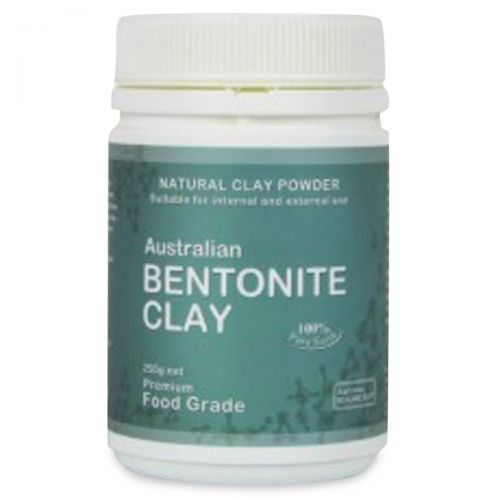 Bentonite Clay (Food Grade) 250g