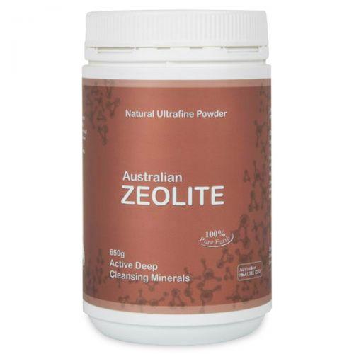 Zeolite Ultrafine Powder-650g