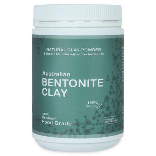 Bentonite Clay (Food Grade) 500g