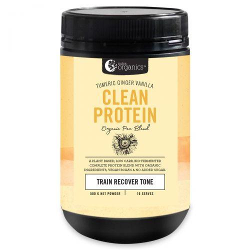 Clean Protein Turmeric Ginger Vanilla 500g