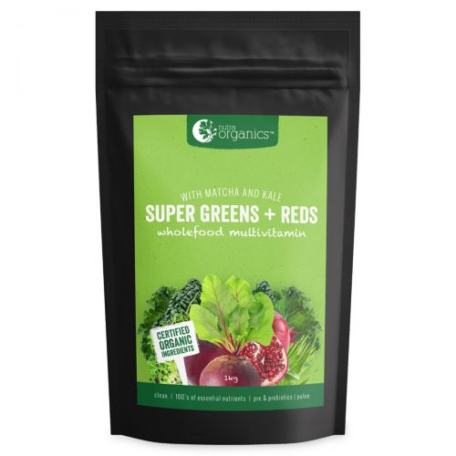 Super Greens and Reds 1kg