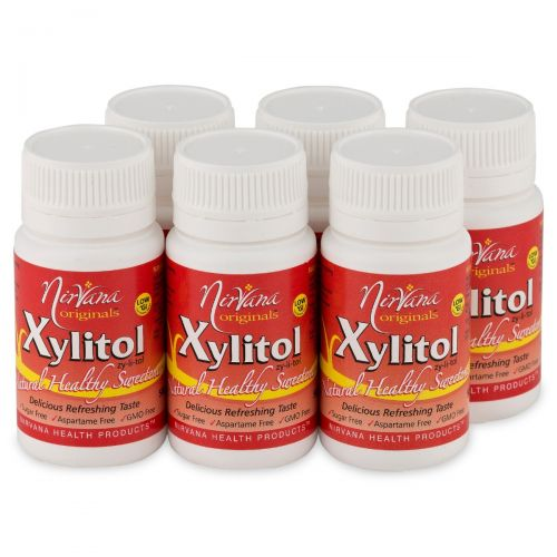 Xylitol 50g x 6 Trial Pack