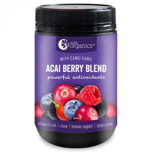 Acai Berry Blend with Camu Camu Blend 200g