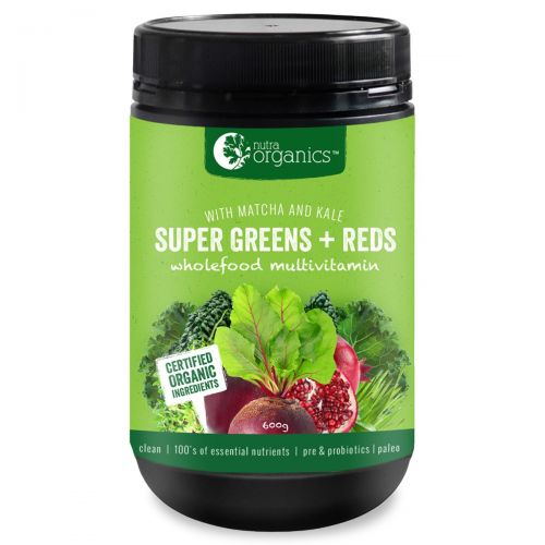 Super Greens and Reds 600g