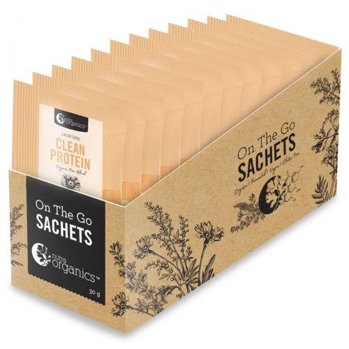 Clean Protein Chocolate Sachet 12 x 30g