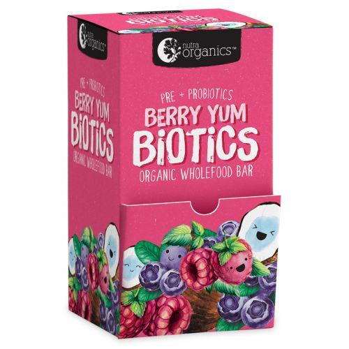 Kids Berry Yum Display 30 x 30g