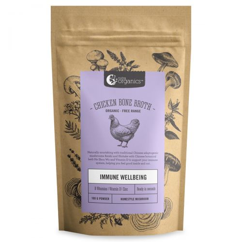 Chicken Bone Broth Powder Mushroom 100g
