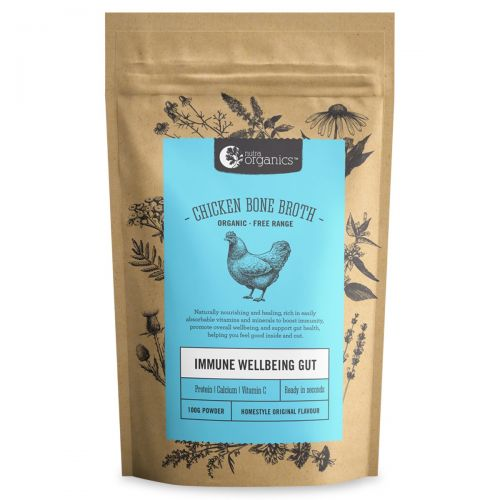 Chicken Bone Broth Powder Original 100g
