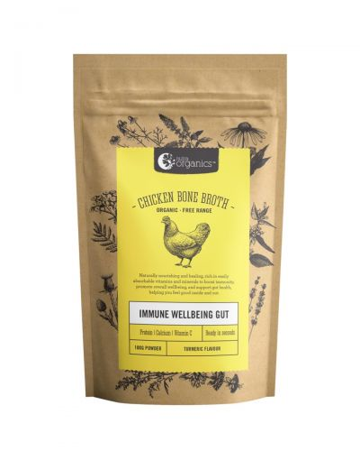 Chicken Bone Broth Powder Turmeric 100g