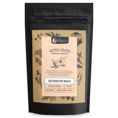 Natural Gelatin (Bag) -250g