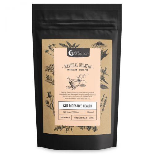 Natural Gelatin (Bag) -500g