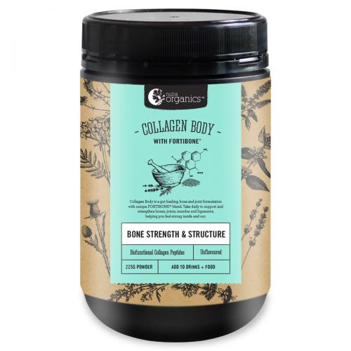 Collagen Body w/ Bone Collagen (Tub)-225g