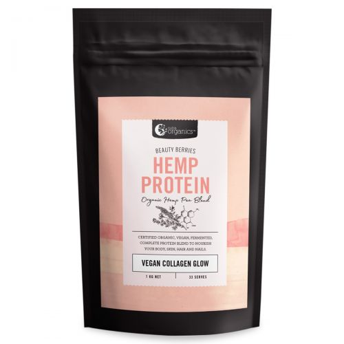 Hemp Protein Beauty Berries -1kg