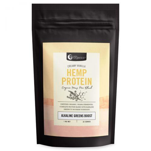 Hemp Protein Creamy Vanilla -1kg