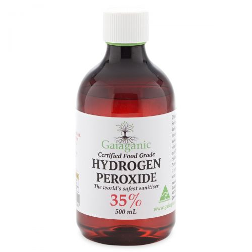 Hydrogen Peroxide Food Grade 35% 500ml