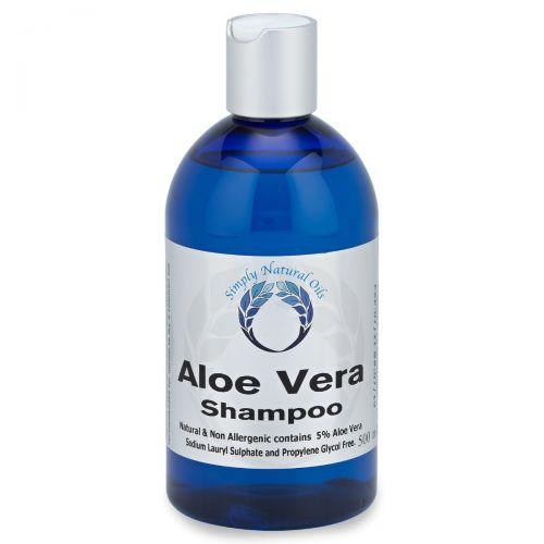 Aloe Vera Shampoo 500ml