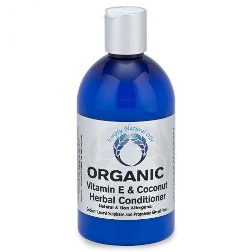 Organic Vitamin E & Coconut Herbal Conditioner 500ml