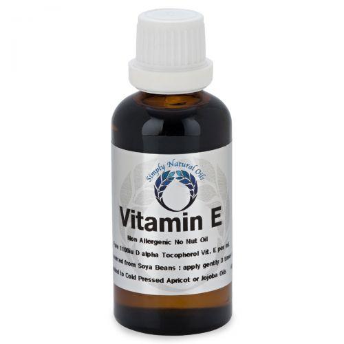 Vitamin E Oil (Carrier)-60ml