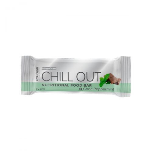 Chill Out (Choc Peppermint) Energy Bars (10 x 60g)