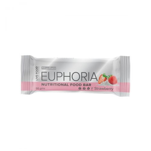 Euphoria (Strawberry) Energy Bars