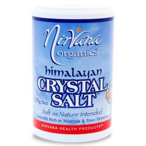 Himalayan Crystal Salt Medium Shaker 125g (6)