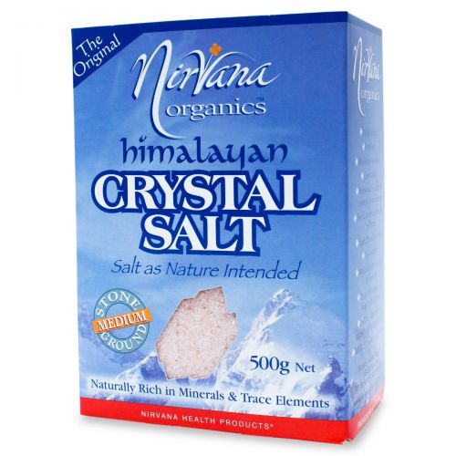 Himalayan Crystal Salt Medium-500g