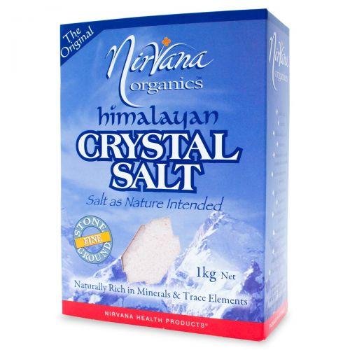 Himalayan Crystal Salt Fine-1kg
