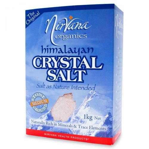 Himalayan Crystal Salt Medium-1kg