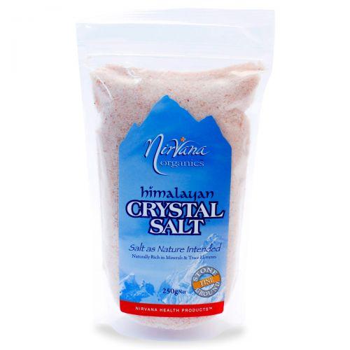 Himalayan Crystal Salt Fine-250g