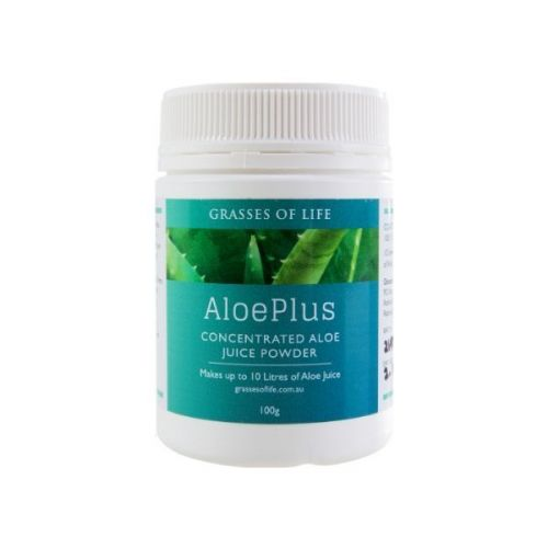 Aloe Plus (Aloe Juice Powder) 100g