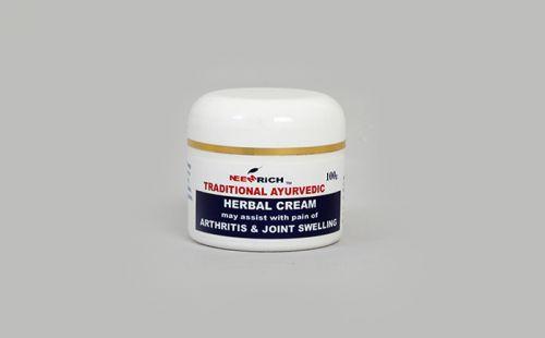 Traditional Herbal Arthritis Cream 100g