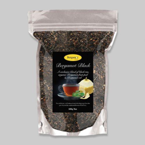 Bergamot Black Tea 100g