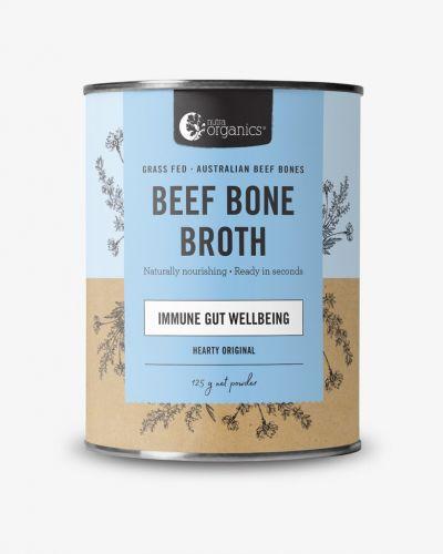 Beef Bone Broth Powder Original 125g Cannister